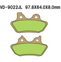 Тормозные колодки VESRAH VD-9022JL