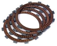 Комплект дисков сцепления TRW MCC107-6