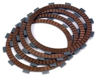 Комплект дисков сцепления TRW MCC118-7