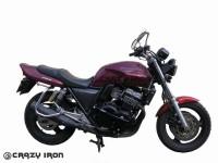 Дуги CRAZY IRON 115022 для Honda CB400SF (92-98)