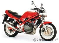 Слайдеры CRAZY IRON 2070 для Suzuki GSF250/ GSF400 Bandit (89-97)