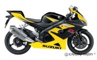 Слайдеры CRAZY IRON 2005 для Suzuki GSXR1000 (05-06)