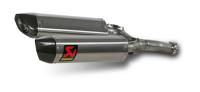 Выпускная система Akrapovic для Suzuki B-King
