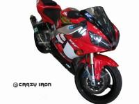 Слайдеры CRAZY IRON 3025 для Yamaha YZF-R1 (98-02)