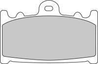 Тормозные колодки FERODO FDB574P