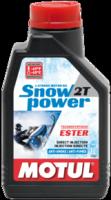 Масло моторное MOTUL SnowPower 2T