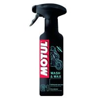 Очиститель MOTUL E1 Wash&Wax