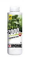 Масло моторное 2T IPONE ATV 2000