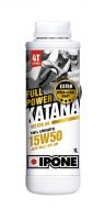 Масло моторное 4T IPONE Full Power Katana 15W50