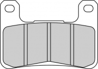 Тормозные колодки FERODO FDB2178ST