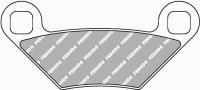 Тормозные колодки FERODO FDB2276SG