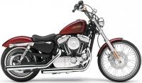 Глушитель COBRA 3-inch для Harley-Davidson Sportster Seventy Two - XL 1200V (12-13)