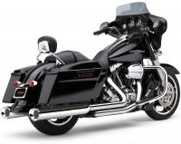 Глушитель COBRA Tri-Flo для Harley-Davidson (95-14)