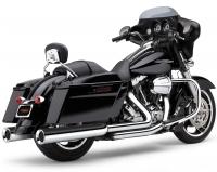 Глушитель COBRA 4.5-inch PowrFlo для Harley-Davidson (95-14)