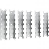 Накладки подножек для снегохода ROX SPEED FX GS005