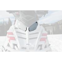Защитная крышка фары HOLESHOT для снегоходов Rush/RMK