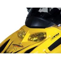 Защитная крышка фары для снегоходов HOLESHOT 50301011