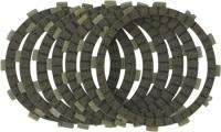 Комплект фрикционных дисков сцепления EBC CK1265