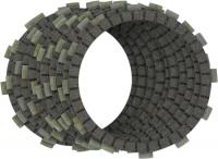 Комплект фрикционных дисков сцепления EBC CK1290
