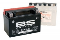 Аккумулятор BS-Battery BTX9-BS (YTX9-BS)