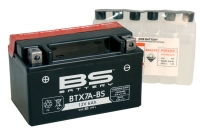 Аккумулятор BS-Battery BTX7A-BS (YTX7A-BS)