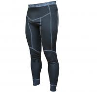 Термобелье брюки мужские STARKS COOLMAX черного цвета