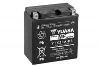 Аккумулятор YUASA YTX20A-BS