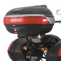 Крепление верхнего кофра GIVI MONORACK 447FZ для Kawasaki Versys 650 (06-09) (компл)