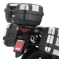 Крепление верхнего кофра GIVI MONOKEY SR3101 для Suzuki DL 650 V-Strom (11-16)