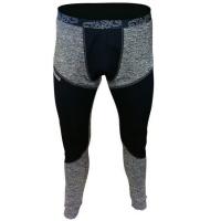 Термобелье с виндстоппером брюки женские STARKS WARM Extreme черно-серого цвета