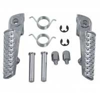 Подножки передние MOTOKIT для Honda CBR600RR (03-15), CBR1000RR (04-15)