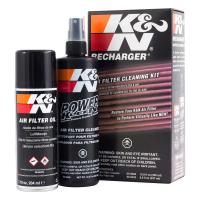 Набор для фильтров очиститель+смазка спрей K&N 99-5000EU