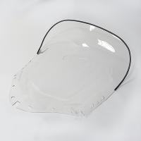 Ветровое стекло для снегоходов BRP Lynx Xtrim, Ski-Doo MXZ (57см, 2мм)